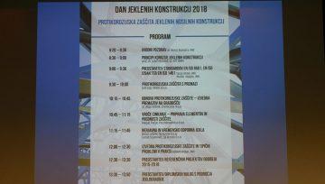 Uspešno zaključeno strokovno srečanje Dan jeklenih konstrukcij 2018